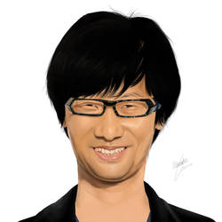 Hideo Kojima by Twenty2Digits