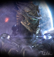 Garrus by TZVH