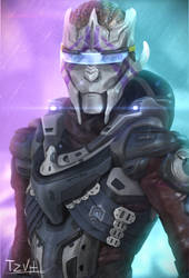 Vetra Nyx 3d sketch by TZVH