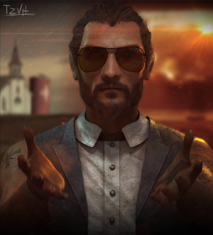 Joseph-The Father-Seed by TZVH