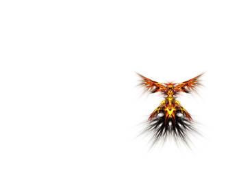 Fire Spirit by Aeires