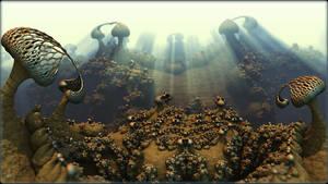Titan Valley by Len1