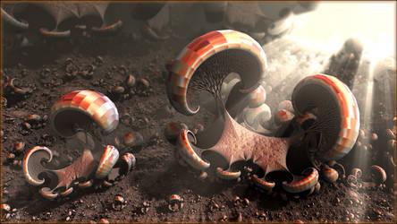 The Fungusamungus by Len1