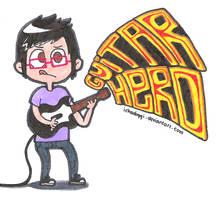 Guitar Hero by ichadoggi