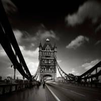 Tower Bridge by BelcyrPiotr