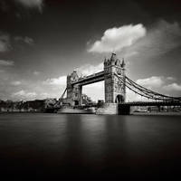 Tower Bridge. by BelcyrPiotr