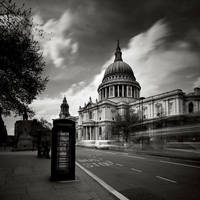 St Paul's Cathedral by BelcyrPiotr