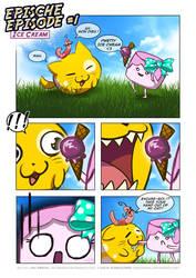 Comic-Epische-Episode-1 by Snowbowl