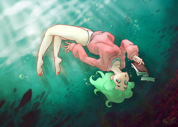 Underwater by Mkuchima