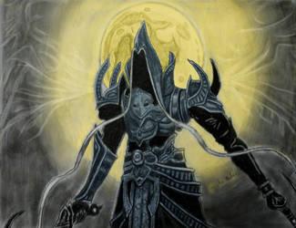 Night Terrors - Diablo 3 Contest Artwork by Mikeb233