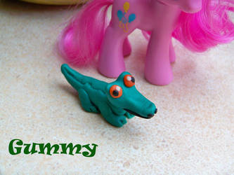 Clay gummy by unkindangel