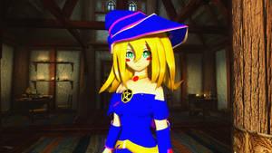 Dark Magician Girl Follower and Armor by user619