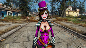 Borderlands 2 Moxxie Follower and Armor by user619