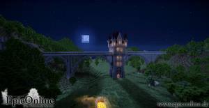 Capital Railway Bridge by EpicOnline
