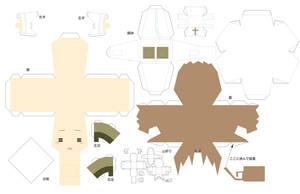 Hetalia Papercraft- Chibitalia by Dj-Mewmew