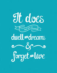 Dwelling on Dreams by fantasy-alive