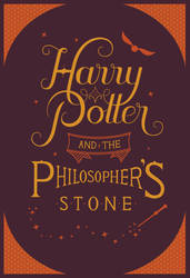 Harry Potter and the Philosopher's Stone Cover by fantasy-alive
