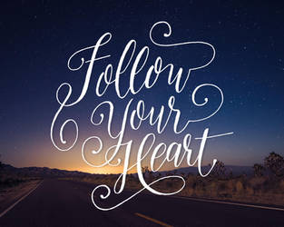 Follow Your Heart by fantasy-alive