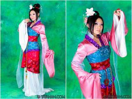 Disney's Mulan by yayacosplay