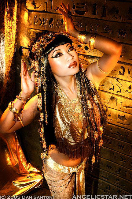 Cleopatra the Golden Queen by yayacosplay