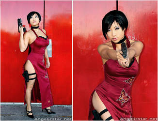 Ada Wong - Resident Evil 4 by yayacosplay