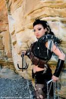 Dystopian Desert - Mad Max II by yayacosplay