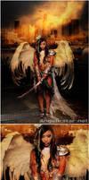 Battle Angel Annavere - II by yayacosplay