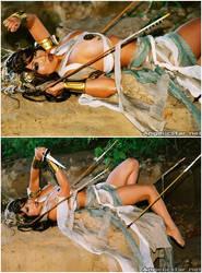 Enyo: Goddess of War II by yayacosplay