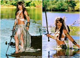 Enyo: Goddess of War III by yayacosplay