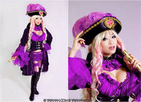 Sheryl Nome - Pirate edition by yayacosplay