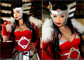 Lady Sif - Portraits by yayacosplay
