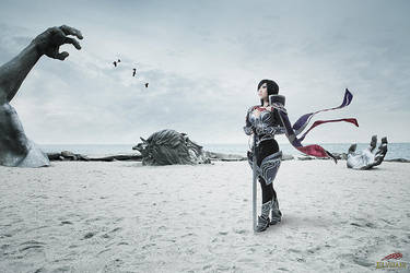 Fiora's Awakening by yayacosplay