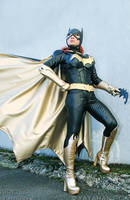 New costume debut: DC New 52 Batgirl by yayacosplay
