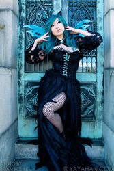 Queen Chrysalis - My Little Pony cosplay by yayacosplay