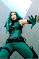 Madame Hydra - Marvel villain cosplay by yayacosplay