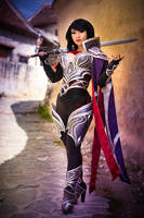 Nightraven Fiora in Romania by yayacosplay