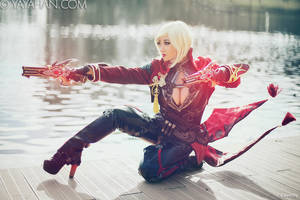 Hyperion Gunslinger - Aion II by yayacosplay