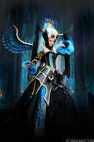 Banshee Queen Enira II by yayacosplay