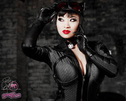 Arkham City Catwoman - On the Prowl by yayacosplay