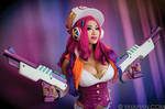 Miss Fortune - Ready for Action by yayacosplay