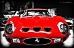 Ferrari 250 GTO by sithmemento