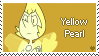 Yellow pearl STAMP by Scraftyy