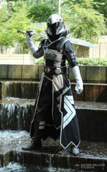 Destiny Warlock by Silver Falcon Studios by NoviceRobes