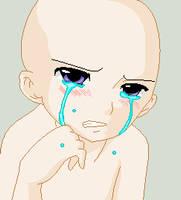 Crying Base by Hana-Pixels