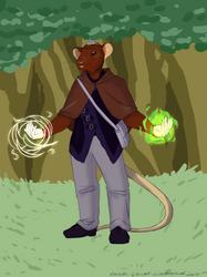 Ratfink (Fur) - Guild of Darkness LARP Commission by IllustratedJai