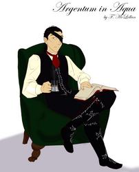 William J Archer - AiA Fanart / Personal Work by IllustratedJai