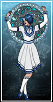 1900's Sailor Mercury by Bluesky55j