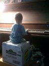 Piano Time by amalthea