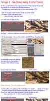 Terragen2 Good Rocks Tutorial by bvcastilho3D