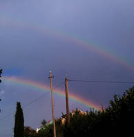 Double Rainbow by LeMystere3